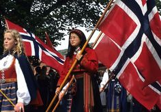 The Norwegian Constitution Day, May 17th in Oslo - From THE ESSENCE OF THE GOOD LIFE™