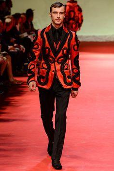 SPRING 2015 MENSWEAR Dolce & Gabbana