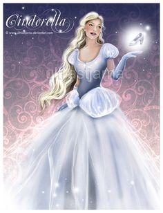 Cinderella by ultrastjarna on deviantART
