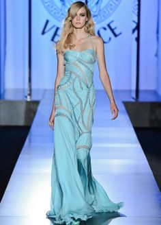 Atelier Versace Haute Couture Autunno Inverno 2012-2013