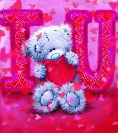 ♡ Tatty Teddy tjn
