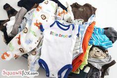 Newborn Essentials Checklist: Save money with just the baby basics pregnancy