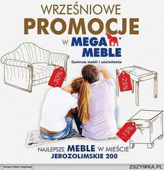 MegaMeble, wrześniowe promocje