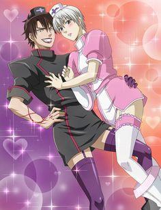 Oga and Furuichi - demon nurses