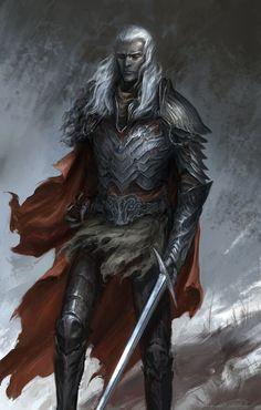 74 Best Dark Elf Moon Elf Images Fantasy Characters Dark Elf