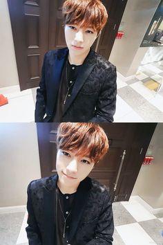 He is so precious ❤ #kimmyungsoo #infinite #myungsoo