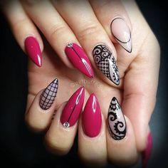 stiletto nails 12