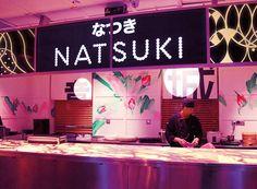 Starck's Natsuki Restaurant Redesigned in a Japanese Pop Culture Style – Fubiz Media