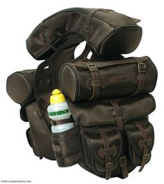 Online Shop Comancheros wide range of saddlebags for riding horse, western chaps, leather hats, leather gloves and country western style handbags Scrambler Motorcycle, Motorcycle Gear, Motorcycle Accessories, Bike Helmets, Moto Fest, Motorcycle Saddlebags, Biker Gear, Horse Gear, Triumph