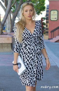 GRETCHEN'S BRACELET: Charriol® 'Nautical Cable' Diamond Station Bracelet  -DVF Wrap Dress: How To Wear For Work | Nubry - San Diego's #1 Fashion, Beauty, Events And Lifestyle Blog - What To Wear, Insider Tips, & Celebrity Trends