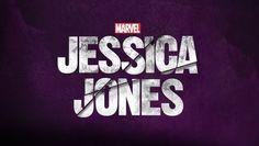 ::: New Jessica Jones Logo ::: Netflix Purple Variant Reflects David Tennant's Villainous Role