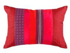 Nice silk Kas cushion for lounge