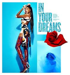 """Blue Dreams"" by artistkarstenmouras ❤ liked on Polyvore"
