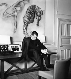Chris Evans || L'uomo Vogue 2011