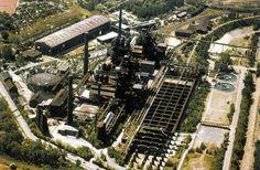 post industrial landscape park DUISBURG NORD // Latz +Partner