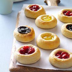 Baking Recipes, Cookie Recipes, Bread Recipes, Gula, Czech Recipes, Polish Recipes, Strudel, Sweet Bread, Coffee Cake