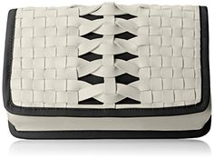Cole Haan Hayden Convertible Clutch, Ivory/Black, One Size Cole Haan http://www.amazon.com/dp/B00NFYMG1O/ref=cm_sw_r_pi_dp_Y-9Avb1Q80C0N