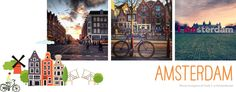 Amsterdam. Crédit: Vélib'