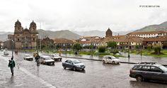 Plaza de Cusco - Peru.