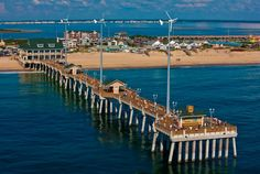 Jennette's Pier in Nags Head, North Carolina love this place~