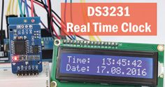 In this Arduino Tutorial we will learn how to use the DS3231 Real Time Clock Module. The first question that comes here is why we actually need a...