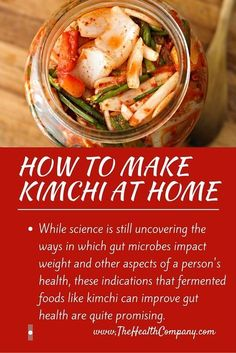 The most popular kimchi recipe on Pinterest!  ************************************ Homemade Fermented Spicy Kimchi Recipe  Fermented kimchi is an easy, tasty, healthy dish. Learn how to make it yourself at home.