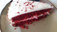 """Red Velvet Cake 10"""" round (serves 20-25)"""