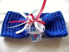New York RANGERS Hockey Fans Handmade Baby Headband by ZZsTeamTime, $12.00