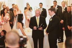 The ceremony..........