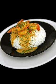 Jamaican Country Style Curried Shrimp..fantastic authentic site.