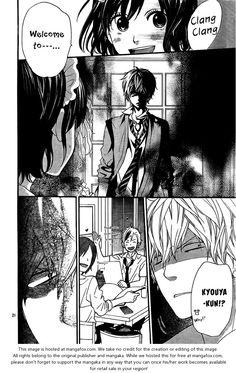 Ookami Shoujo to Kuro Ouji 22