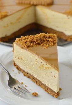 Biscoff Cheesecake, Homemade Cheesecake, Cheesecake Desserts, Lotus Cheesecake, Carrot Cheesecake, Cloud Cookie Recipe, Lotus Biscoff, How To Make Cheesecake, Egg Tart