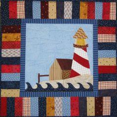 lighthouse quilt    ...