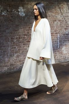 Spring 2015 RTW - THE ROW COLLECTION  Photo:  The Row /The Row
