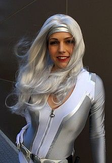 #Cosplay: Silver Sable