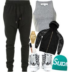 Untitled #605, created by neekcole on Polyvore