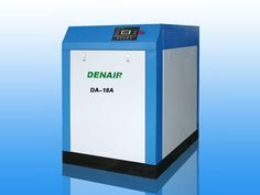 DENAIR Standard Oil-injected Screw Air Compressor  Model: DA-18 Working Pressure(Mpa): 0.75 Air Delivery(m3/min): 3.2 Voltage and IP Grade: 380V IP54 Starting Method: Belt/Air Cooling Noise: 65±2 Dimensions LxWxH(mm): 1000x900x1150 Weight(kg): 450 Outlet Pipe Diameter: G1 EEI: EEI2 Qualification And Quality Certificate: GC energy-saving Certification, CE European Union standard Certification, ISO9001 the United Kingdom LRQA Certification