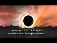 Musta aukko - YouTube Tieto, Science, Stars, School, Youtube, Sterne, Youtubers, Star, Youtube Movies