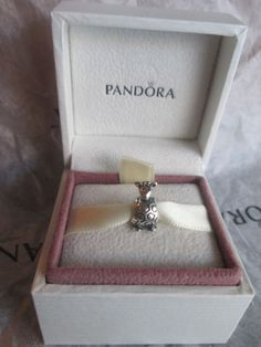 Authentic Pandora Charm For Bracelet Giraffe BEAUTIFUL on Etsy, $20.00