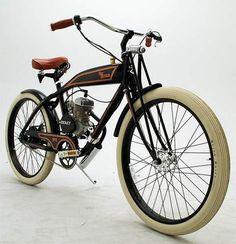 Kit Motor 80cc 2t P Bicicleta Motorizada 48cc 50cc Moskito Bike