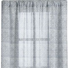 Easton Curtains   Crate and Barrel $49