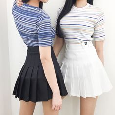 Polished with a hint of eccentricity, this tee is great for your casual wear! It has multicolored stripes, a round neck, short sleeves, and a flattering fit. You can team it with your damaged jeans and sneakers for a youthfully rugged flair.