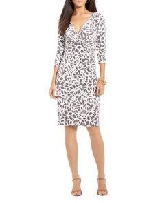Lauren Ralph Lauren Floral Print Dress | Bloomingdale's