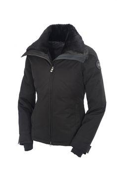 Canada Goose Thompson jacket in black