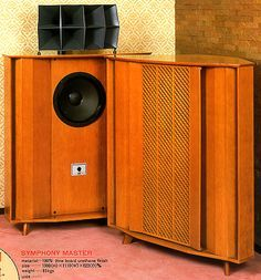 Altec 820A Corner horn?? - Page 3 | Loudspeakers | Pinterest ...