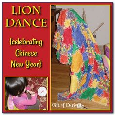 Lion Dance - Celebrating Chinese New Year