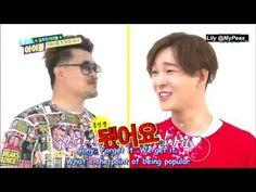 [ENG] WINNER - Weekly Idol Part 1/4 - YouTube