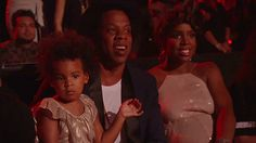 Blue Ivy Dancing At The VMAs Is Freaking Adorable #Refinery29