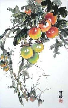 Art of Lian Quan Zhen Chinese Painting