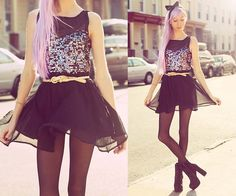Sequin New Year's Dress! (by Elle Ribera) http://lookbook.nu/look/2866705-Sequin-New-Year-s-Dress